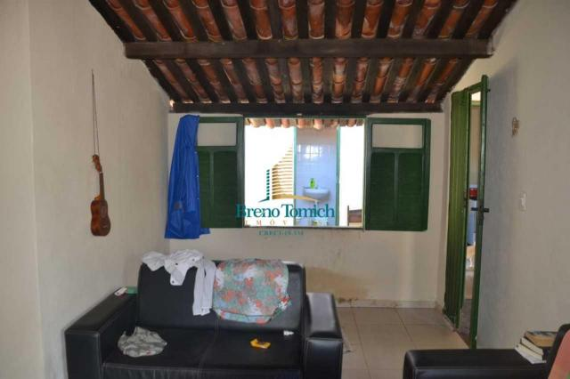 Casa com 3 dormitórios à venda, 91 m² por R$ 180.000 - Centro - Santa Cruz Cabrália/BA - Foto 10