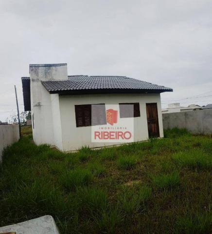 Casa com 3 dormitórios à venda, 69 m² por R$ 215.000 - Nova Divinéia - Araranguá/SC - Foto 16