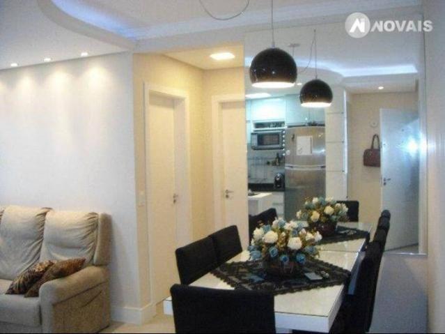 Apartamento com 2 dormitórios à venda, 54 m² por r$ 260.000,00 - santo andré - são leopold - Foto 3