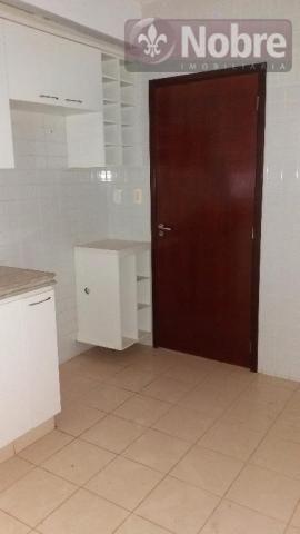 Apartamento com 3 dormitórios para alugar, 112 m² por r$ 1.405,00/mês - plano diretor sul  - Foto 16