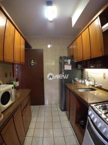 Apartamento com 3 dormitórios à venda, 203 m² por r$ 650.000 - vila rosa - novo hamburgo/r - Foto 14