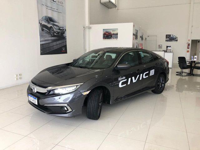 Honda Civic EXL 2.0 2021/2021 Zero Km - Foto 5