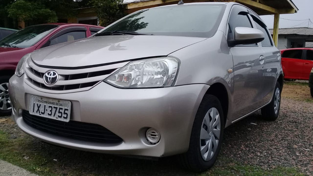 Lindo Toyota etios! - Foto 2