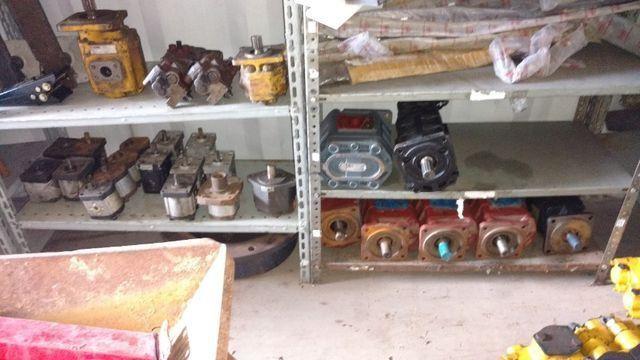 Bombas hidráulicas pá carregadeira chinesas - Foto 3