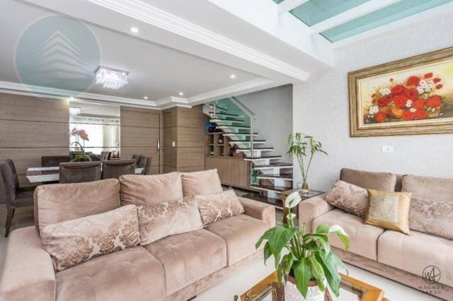 Casa à venda, 242 m² por R$ 850.000,00 - Fazendinha - Curitiba/PR