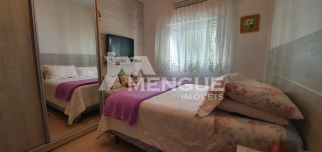 Apartamento à venda com 2 dormitórios em São sebastião, Porto alegre cod:10770 - Foto 11