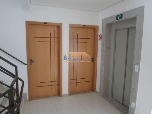 Apartamento à venda com 2 dormitórios em Santa branca, Belo horizonte cod:42372 - Foto 13
