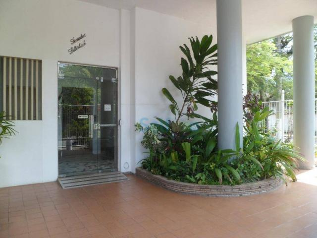 Apartamento com 1 dormitório para alugar, 36 m² - São Francisco - Niterói/RJ - Foto 2