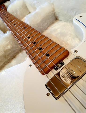 Stratocaster Music maker fender telecaster american Gibson les paul Standard classic prs - Foto 6