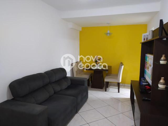 Casa de vila à venda com 2 dormitórios em Engenho de dentro, Rio de janeiro cod:ME2CV43615