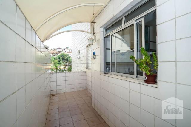 Apartamento à venda com 3 dormitórios em Alto caiçaras, Belo horizonte cod:255939 - Foto 17
