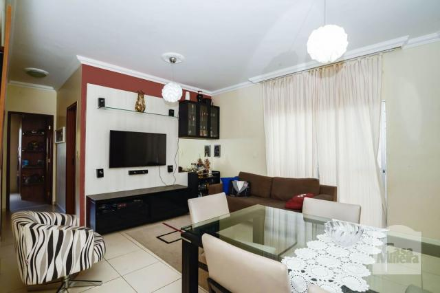Apartamento à venda com 3 dormitórios em Alto caiçaras, Belo horizonte cod:255939 - Foto 2