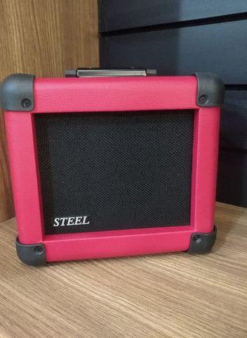 Amplificador p guitarra Wr Audio Steel 20gt Mixer Instrumentos Musicais - Foto 2