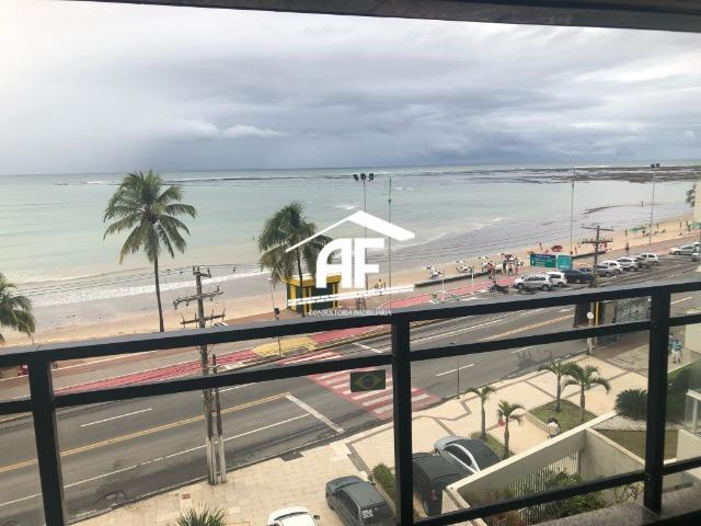 Apartamento com Vista para o mar - 300m² - 3 quartos todos suítes - Ótima localização - Foto 6
