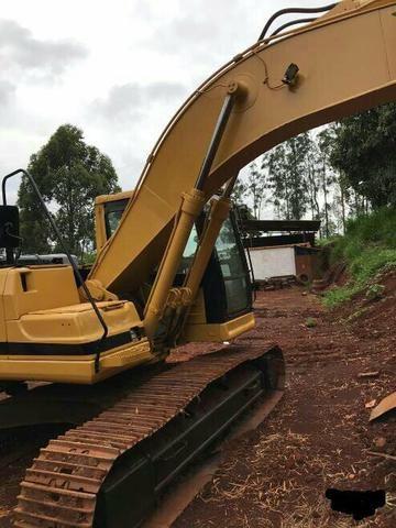 Escavadeira caterpillar modelo 320bl - Foto 4