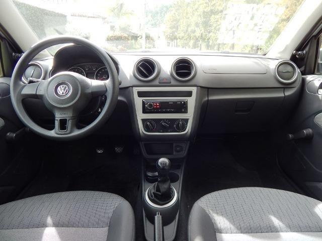 Volkswagen Gol City 1.0 2014 com Ar Condicionado e Direção Hidráulica Muito Conservado!!! - Foto 9