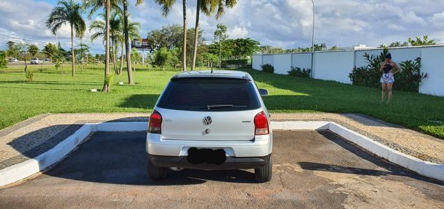 GOL 2008/2009 1.0 MI 8V FLEX 4P Prata - Foto 2