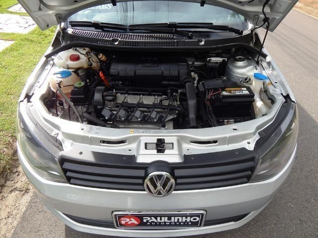 Volkswagen Gol City 1.0 2014 com Ar Condicionado e Direção Hidráulica Muito Conservado!!! - Foto 11