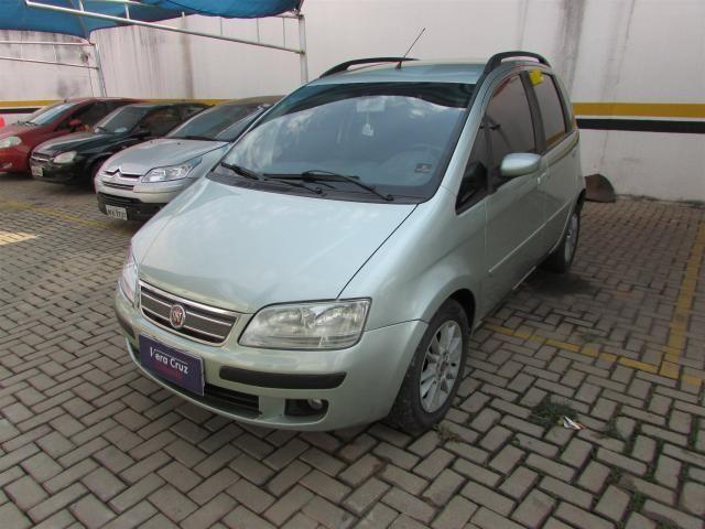 FIAT IDEA 2010/2010 1.8 MPI ELX 8V FLEX 4P MANUAL