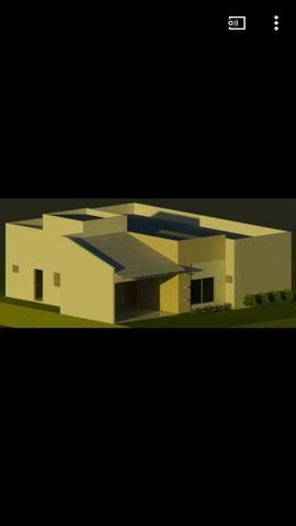 Casa Grande estrutura para sobrado - Foto 6