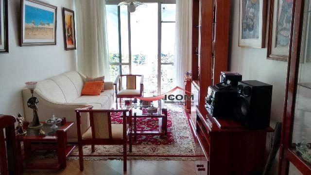 Apartamento residencial à venda, Cosme Velho, Rio de Janeiro - AP0655.