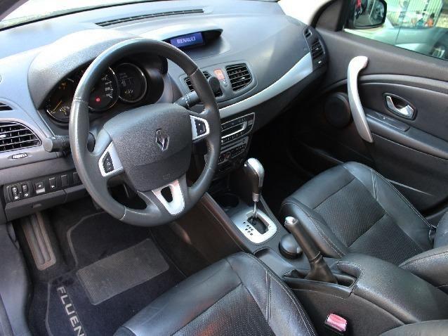 Renault Fluence 2.0 Dynamique Automático 16V Flex 4p Completo - Ano 2012*Aceito troca - Foto 6