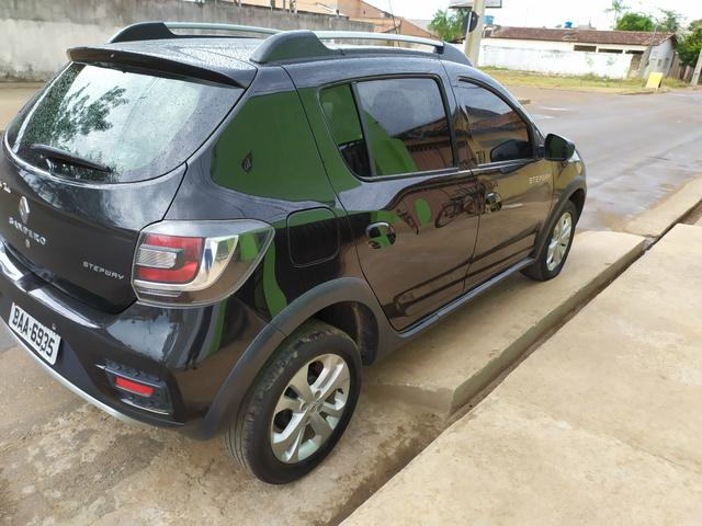 Sandero stepway, 2015/2016 carro top, *81 - Foto 3