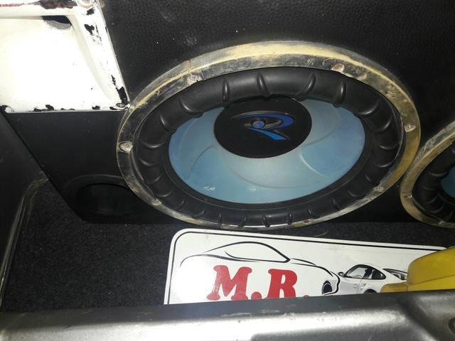 "2 12"" roadstar e módulo - Foto 2"