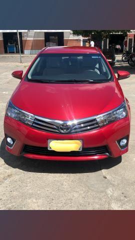 Corolla XEI 2015 valor: 68.000,00