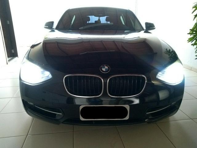 BMW 118i 1.6 Turbo 2012