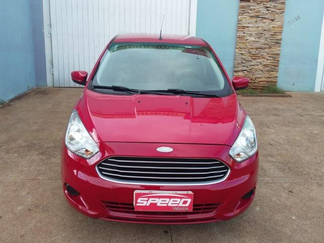 Ford Ka Sedan 1.5 SE 14/15 impecável- Financio - Foto 2