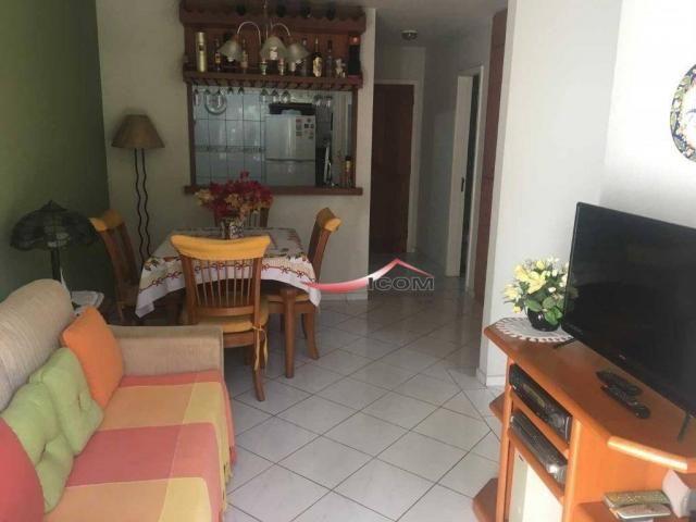 Apartamento com 2 dormitórios à venda, 61 m² por R$ 340.000,00 - Itaipava - Petrópolis/RJ - Foto 2