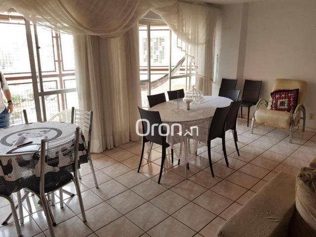 Apartamento com 3 dormitórios à venda, 120 m² por R$ 359.000,00 - Setor Central - Goiânia/ - Foto 3