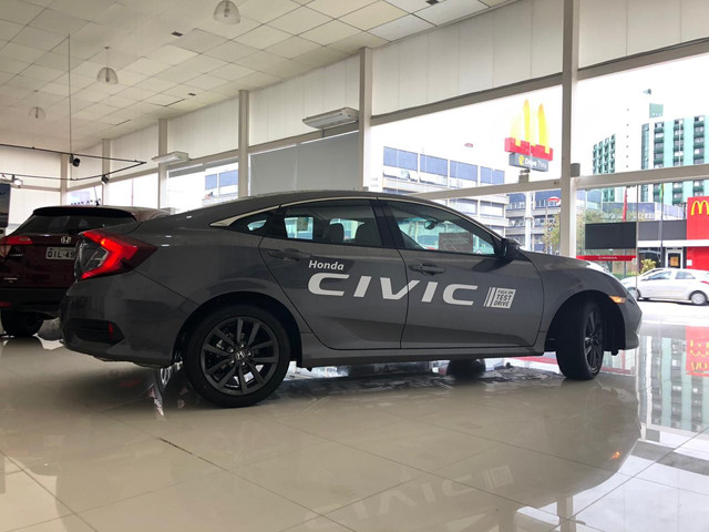 Honda Civic EXL 2.0 2021/2021 Zero Km - Foto 2
