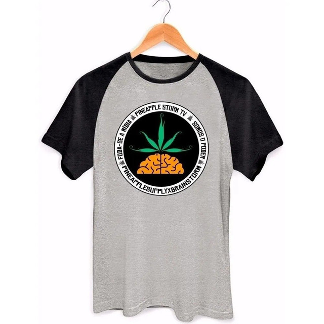 Camisetas Pineapple rap nacional storm  - Foto 3