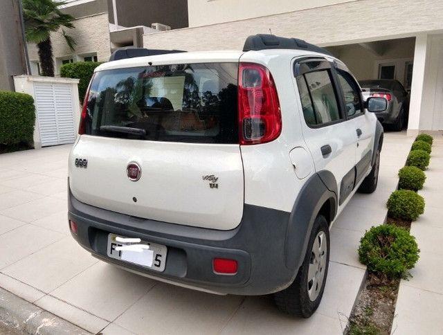 Fiat Uno 1.4 Way Flex 5p - Foto 6