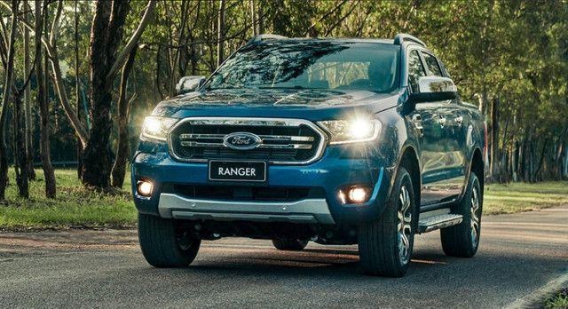 Ranger Limited 3.2 4x4 AT (2021)