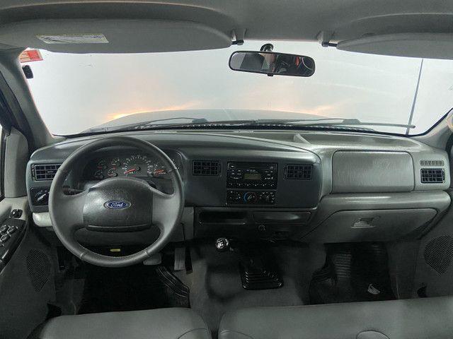 F250 XLT 4.2 6Cc TURBO DIESEL CD 2006 - Foto 12
