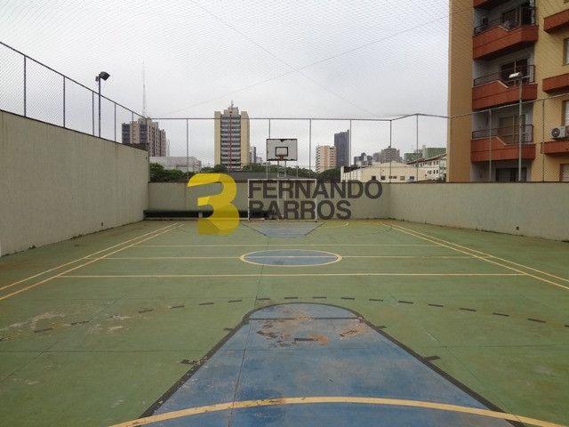 Lindo Ed Green City com 145,00m2 útil, inteiro mobiliado, perto da Av. Paraná, 2 vagas - Foto 18