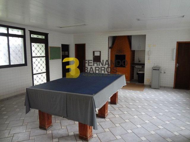 Lindo Ed Green City com 145,00m2 útil, inteiro mobiliado, perto da Av. Paraná, 2 vagas - Foto 17