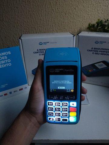 Máquinas mercado pago imprime comprovante - Foto 2