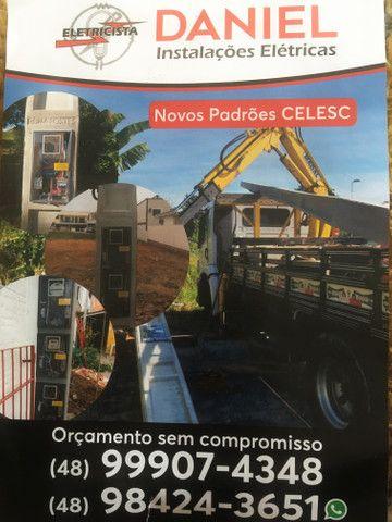 Vendas de postes padrão CELESC - Foto 4