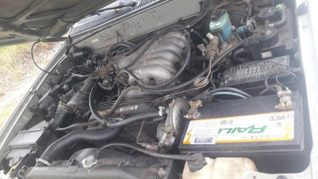 Hilux SW4 4X4 V6 3.4 Automática 2001 - Foto 7