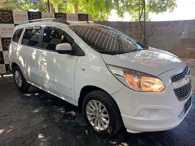 Chevrolet spin LT 1.8 completa gnv - Foto 2
