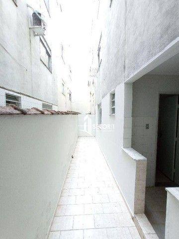 Apartamento com 3 quartos para alugar, 76 m² por R$ 950/mês - Cascatinha - Juiz de Fora/MG