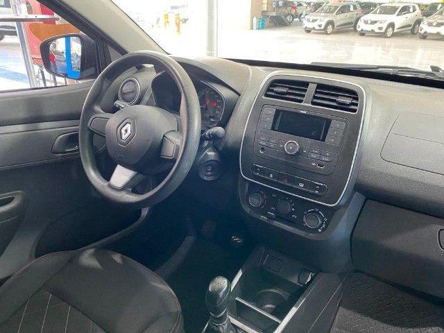Renault Kwid 1.0 Zen 2021 -Único dono! Garantia de Fabrica! - Foto 10