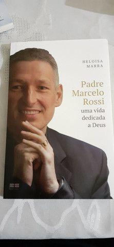Livros padre Marcelo Rossi Ágape Philia Kairós e uma vida dedicada a Deus - Foto 5