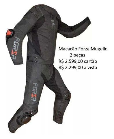 Macacões esportivo Jl parts x11, forza,tutto - Foto 2