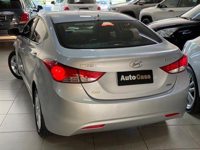 Hyundai Elantra 2.0! GLS! Top! Impecável! Até 100 % financiado - Foto 9