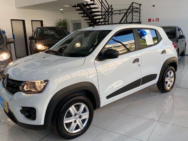 .Renault Kwid 1.0 Zen 2020 -Único dono! Garantia de Fabrica!